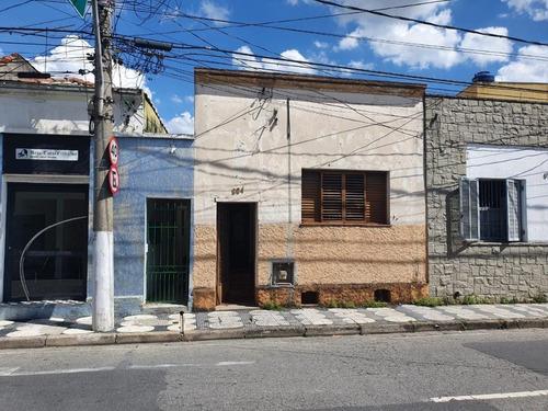 Casa Com 2 Dormitórios À Venda, 245 M² Por R$ 350.000 - Centro - Mogi Das Cruzes/sp - Ca0117