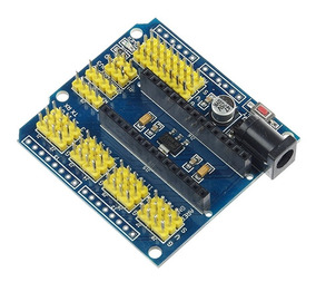 Shield Adaptador Base Para Expansão Arduino Nano V3.0
