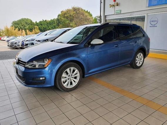 Volkswagen Golf Variant Diesel 2.0 Std 2016 (139m)