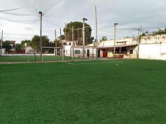Predio Con 2 Canchas De Fútbol Sintético 7 Y 5