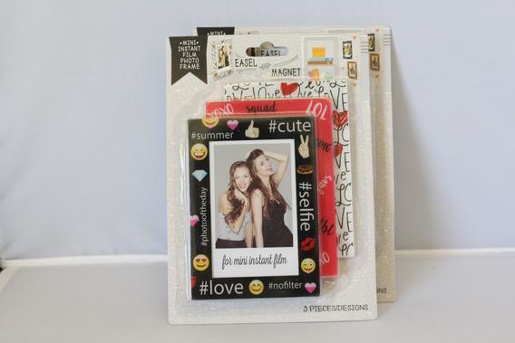 Porta Retrato Fujifilm Instax Mini Fotos Instax Magnetico
