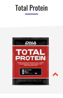 Suplemento Total Protein Dna 1 Kg