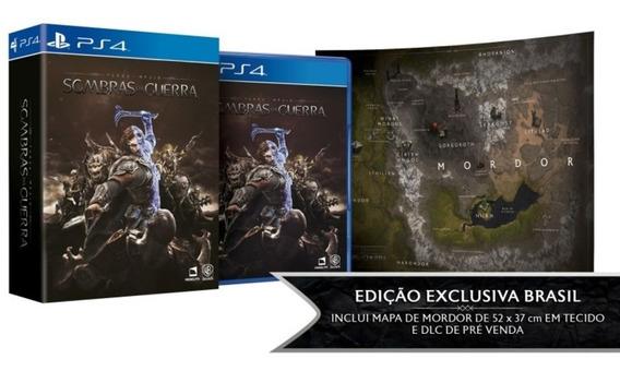 Shadow Of War - Edição Especial