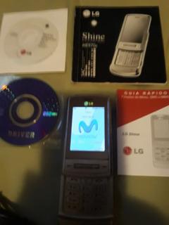 Celular Lg Shine Black Label Series Me970c Desbloqueado