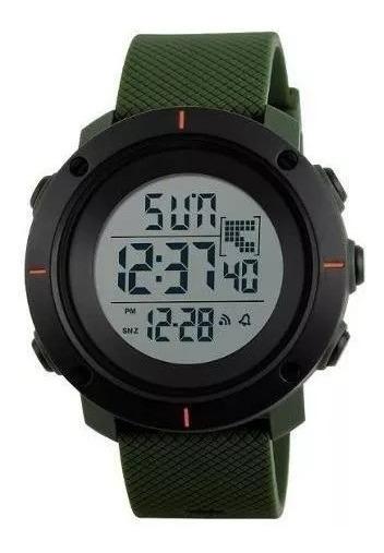 Relógio Masculino Skmei Digital 1213 Verde