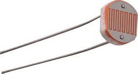 Ldr * 5mm (lote Com 10 Peças)