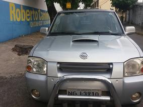 Nissan Frontier 2.8 Se Cab. Dupla 4x4 4p 2005 Otimo Estado