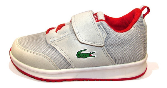 Zapatillas De Niños Lacoste Light 117 1 Ch/ Brand Sports