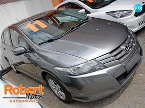 Honda City 1.5 Dx Flex Aut. 4p