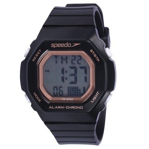 Relógio Speedo Feminino Digital 80615l0evnp6 Original