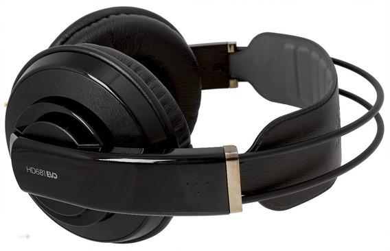 Superlux - Fone De Ouvido Hd681 Evo - Black