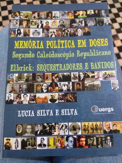 Livro Memória Política Em Doses Vol.2
