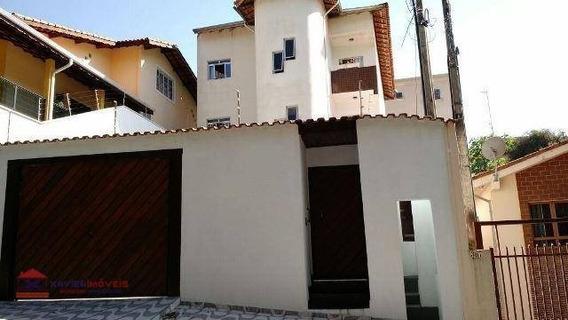 Apartamento Residencial À Venda, Esplanada Mendes Moraes, São Roque. - Ap0063