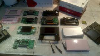 Reparacion Consolas Nintendo Ds, Dsi, 3ds