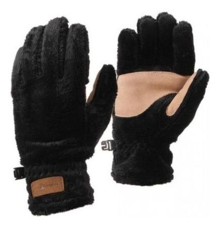 Guantes Lippi Mujer Degú Shaggy-pro Glove Negro