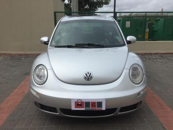 Volkswagen New Beetle 2.0 (aut) Gasolina Automático