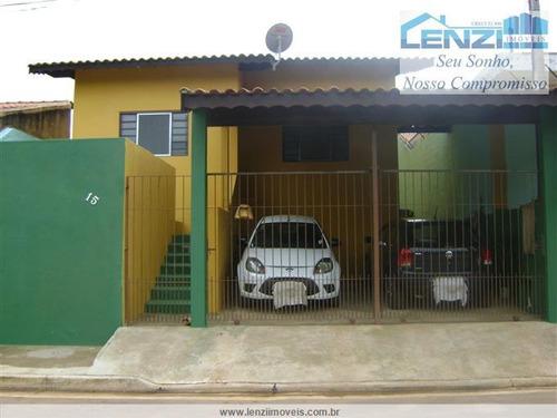 Imagem 1 de 10 de Casas À Venda  Em Piracaia/sp - Compre A Sua Casa Aqui! - 1257688