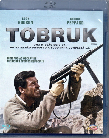 Blu-ray Tobruk (1967) - Classicline - Bonellihq P20