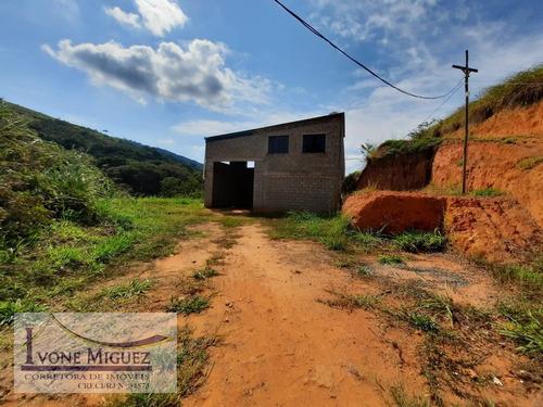Imagem 1 de 15 de Galpão Em Maravilha  -  Paty Do Alferes - 3290