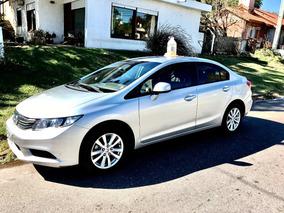 Honda Civic Lxs 1.8 Nafta (140 Cv) Muy Cuidado! Como Nuevo!!
