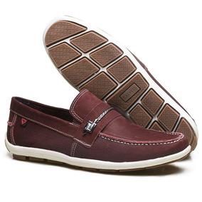48acd02c89 Masculino Mocassins Calvest - Sapatos no Mercado Livre Brasil