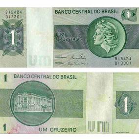 Cédula De 1 Cruzeiro Antiga - Sob