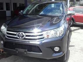 Toyota Hilux 0km 2017
