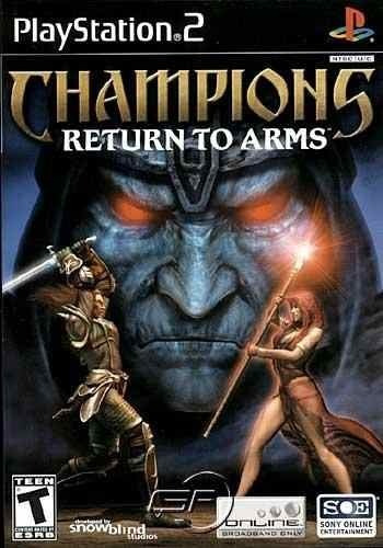 Champions: Return To Arms - Ps2 Patch +2 Brind