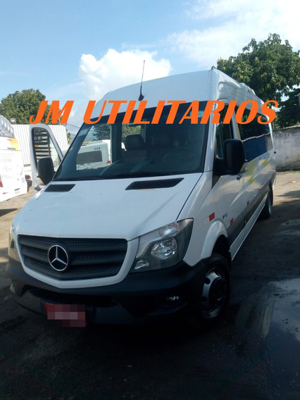 M.b Mercedes Sprinter Ano 2017 515 Big Executiva Jm Cod 1213