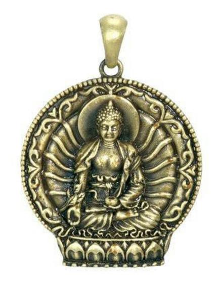 Poderoso Amuleto Buda De La Salud