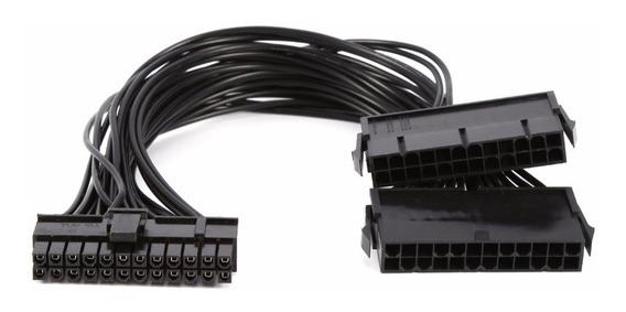 Cable Divisor 2 Fuentes Pc Mineria Bitcoin Etherum