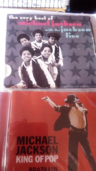 Cd Michael Jackson E The Jackson 5