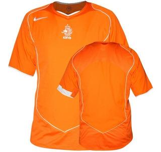 Jersey Nike Total 90 Holanda Confederaciones 05 Super-soccer