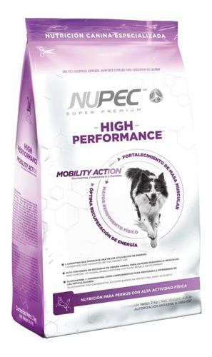 Imagen 1 de 3 de Croqueta High Performance 8 Kg Nupec + Regalo Y Envio Gratis