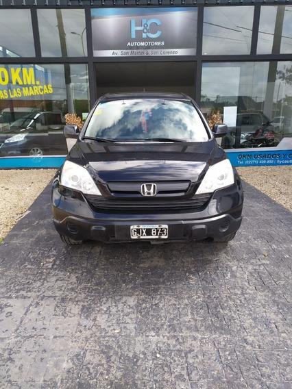 Honda Cr-v Lx 2.4 4x4 Todo Terreno Año 2007