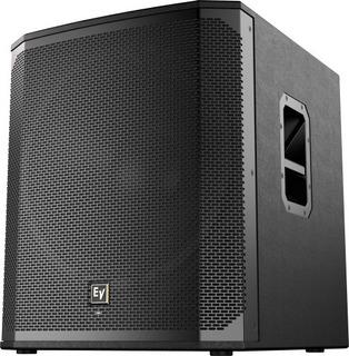 Bafle Sub 18 Pulgadas Activo Electro Voice Elx 200 18p 1200w