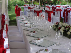 Alquiler Carpas Mesas Vajilla Catering Eventos