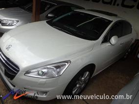 Peugeot 508 1.6 Thp 2012/2013 Branco