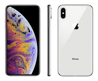 Apple iPhone XS Max 256gb Prata Com Nf E Garantia