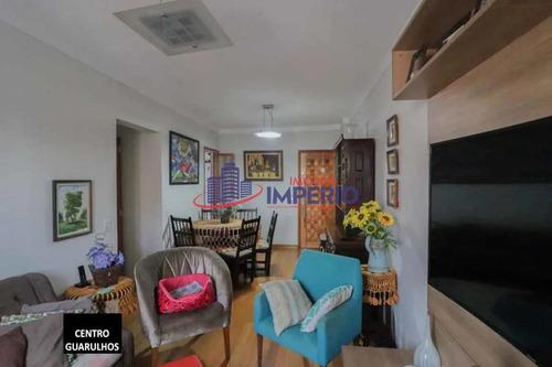 Apartamento Com 3 Dorms, Centro, Guarulhos - R$ 325 Mil, Cod: 7084 - V7084