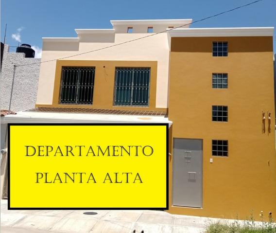 Departamento Ciudad Guzmán Planta Alta Vista A Parque