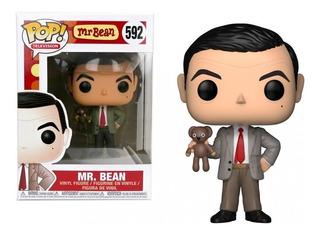 Funko Pop 592 Mr Bean Playking