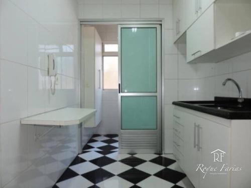 Imagem 1 de 12 de Apartamento Residencial À Venda, Jardim Esmeralda, São Paulo - Ap1377. - Ap1377