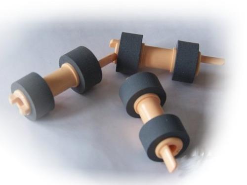 1(un) Pickup Roller (uno) Okidata  B6200 B6250 B6300 B6500