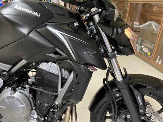 Kawasaki Z650abs 2018 Nova!