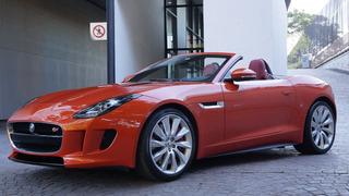 Jaguar F-type Cabrio 5.0 V8 510 Cv 2015 8.000 Kms Cabriolet