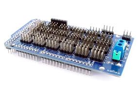 Placa Shild Expansão V2.0 Para Arduino Mega