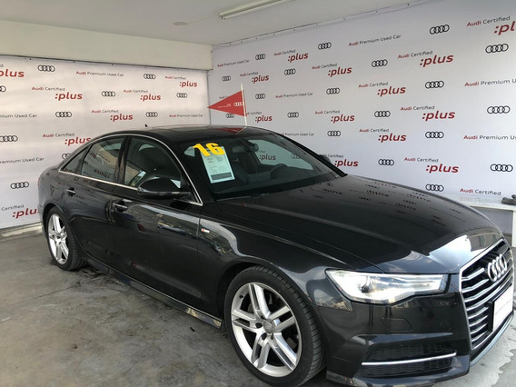 Audi A6 2016 Sline Berlina 2.0 252hp
