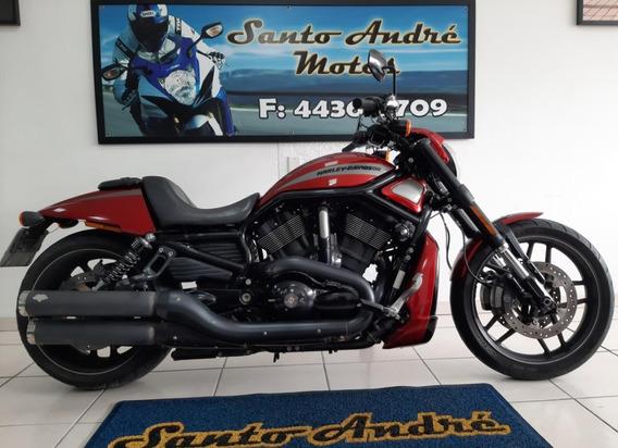 Harley Davidson Night Rod Special 1250 2013 84.000kms
