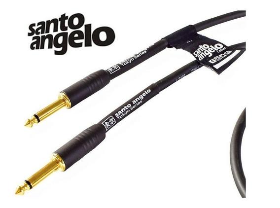 Cabo De Guitarra Tokyo 0,50mm P10 / P10 15ft 4,57mm